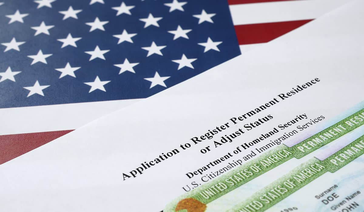Steps to Apply for a Green Card through Marriage
