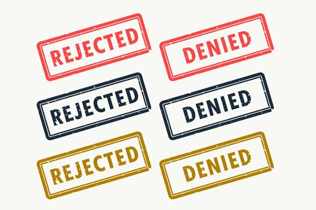 What if your response is denied?